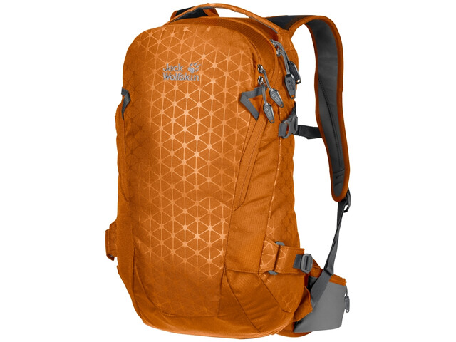 Jack Wolfskin Kamui 24 Pack Reppu, orange grid